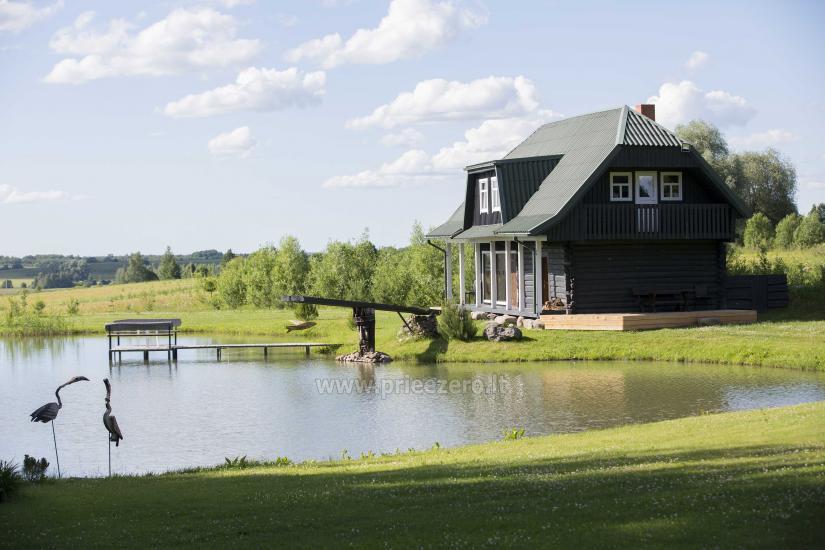 Countryside tourism homestead Broniaus - 32