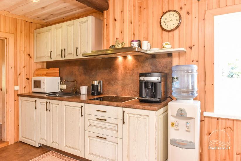 Domki w gospodarstwie Puodziu kaimas w Uciańskim rejonie na Litwie - 65
