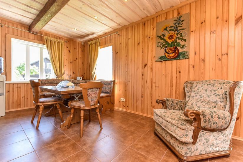 Domki w gospodarstwie Puodziu kaimas w Uciańskim rejonie na Litwie - 66