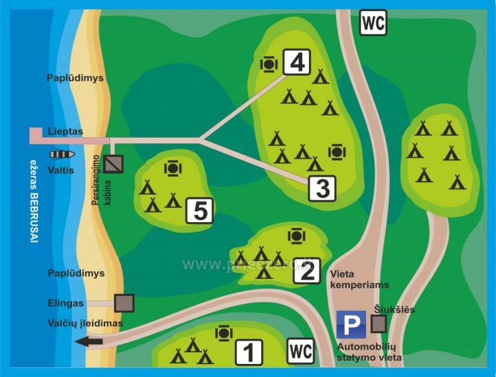 Camping Bebrusyne - 9