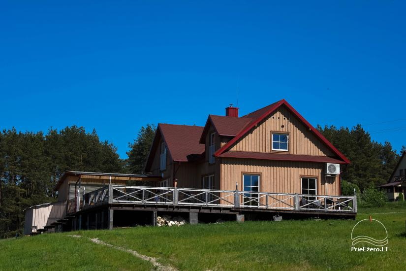 Homestead Ressort natura 2000''-houses romantic recreation hall for celebrations and conferences, sauna - 17
