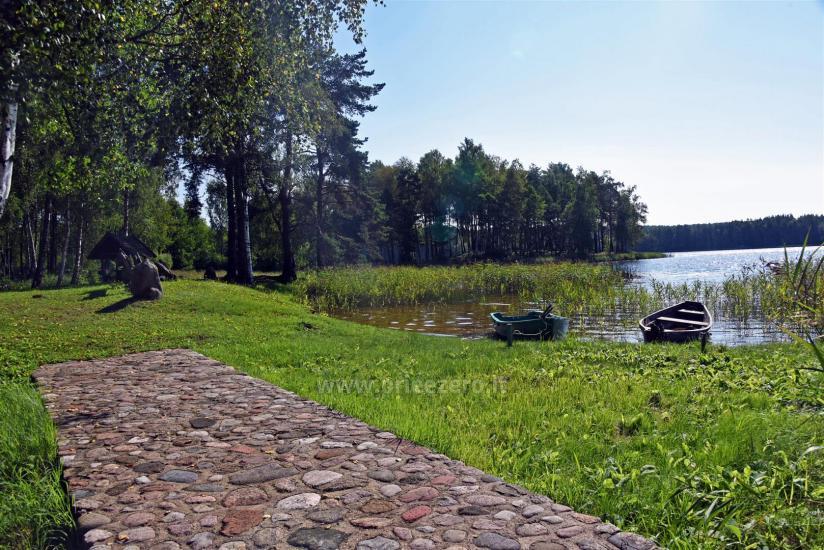 Gospodarstwo Želvynė w regionie Moletai w pobliżu Obserwatorium - 14