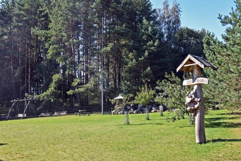 Gospodarstwo Želvynė w regionie Moletai w pobliżu Obserwatorium - 35