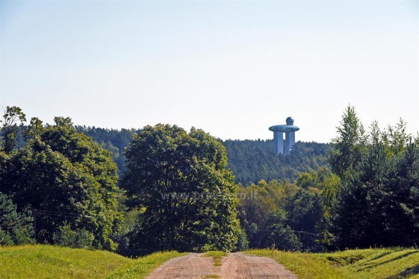 Gospodarstwo Želvynė w regionie Moletai w pobliżu Obserwatorium - 36