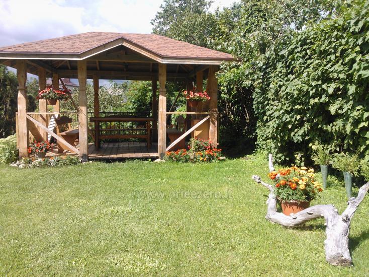 Landgasthaus in Plateliai, in Litauen - 3