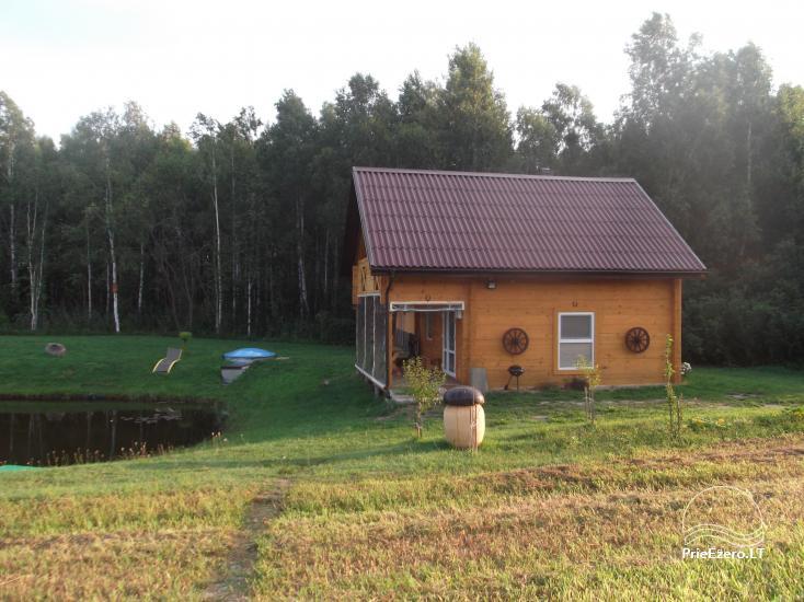 Сельская усадьба «Около пруда» в Литве - 1