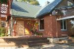 Holiday cottages, bathhouse, hot tub, kayaks in homestead at the lake Dviragis - 4