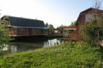 Holiday cottages, bathhouse, hot tub, kayaks in homestead at the lake Dviragis - 8