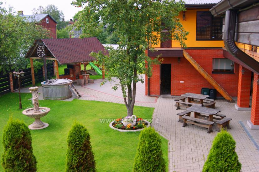 House for ren with sauna, banquet hall near the Baltic sea ant a lake - 2