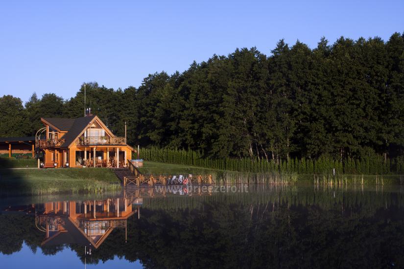 """Seven-seater villa """"Stiprybė"""" - HARMONY PARK - 6"""
