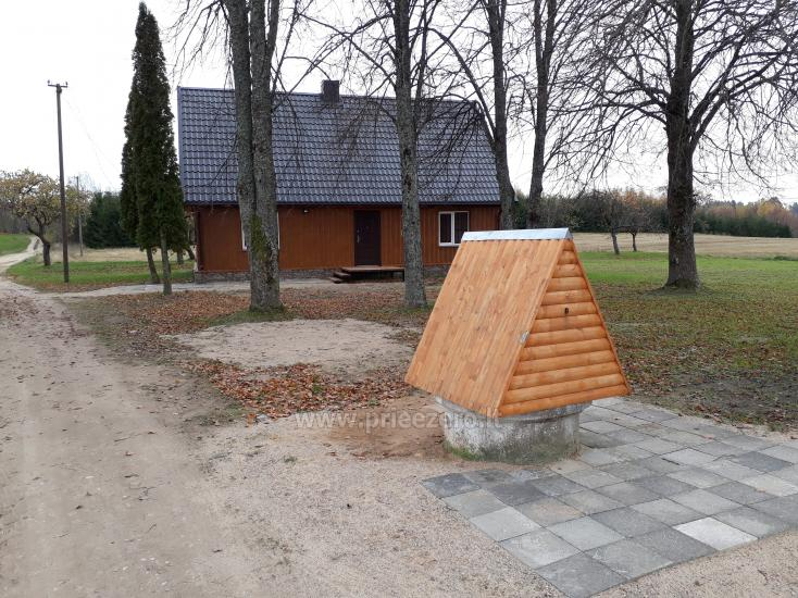 Countryside homestead in Rokiskis region - 5