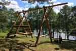 Camping und Sauna zu vermieten in der Nähe des Sees Ilgis - 3
