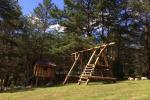Camping und Sauna zu vermieten in der Nähe des Sees Ilgis - 6
