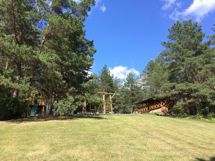 Camping and sauna for rent near the lake Ilgis in Alytus region - 8