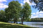 Camping and sauna for rent near the lake Ilgis in Alytus region - 9