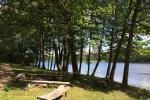 Camping and sauna for rent near the lake Ilgis in Alytus region - 10