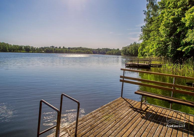 Landgut in der Region Ignalina in der Nähe des Sees Pakalas - 6