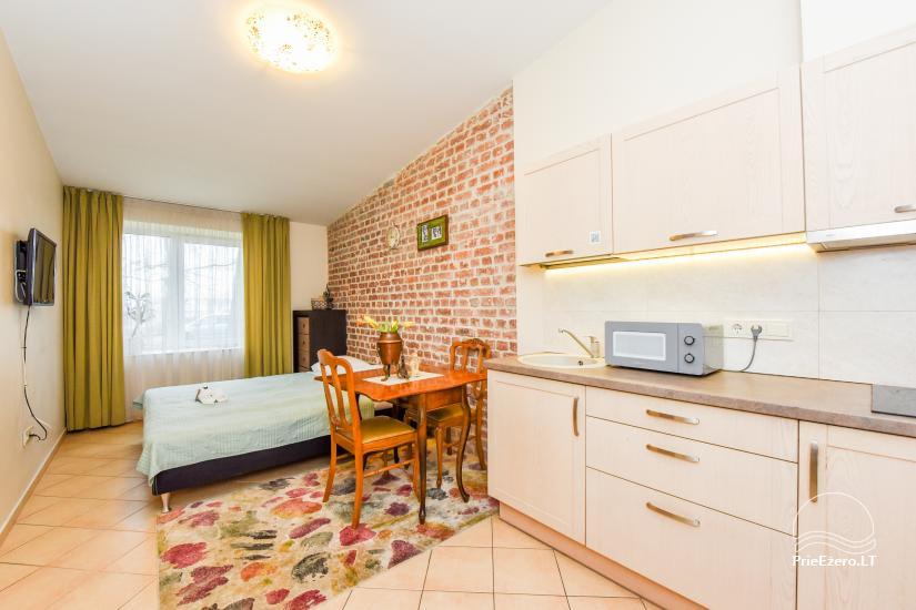 One-room apartment - studio