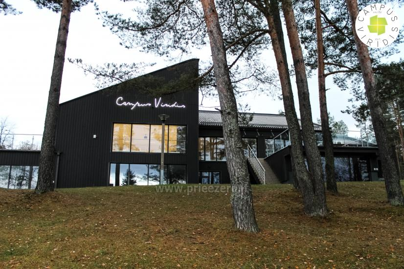 Campus viridis в Палуше, Литва - 2