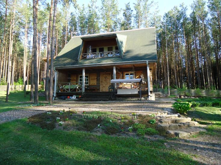 Countryside homestead in Alytus region near the lake Suvingis - 1
