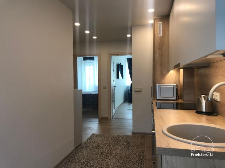 Two and three rooms Crystal Apartment in Druskininkai - 23