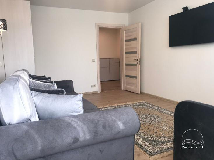 Two and three rooms Crystal Apartment in Druskininkai - 24