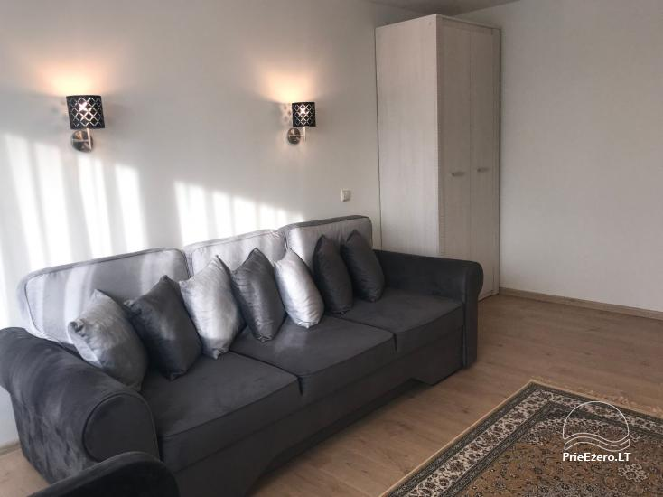 Two and three rooms Crystal Apartment in Druskininkai - 25