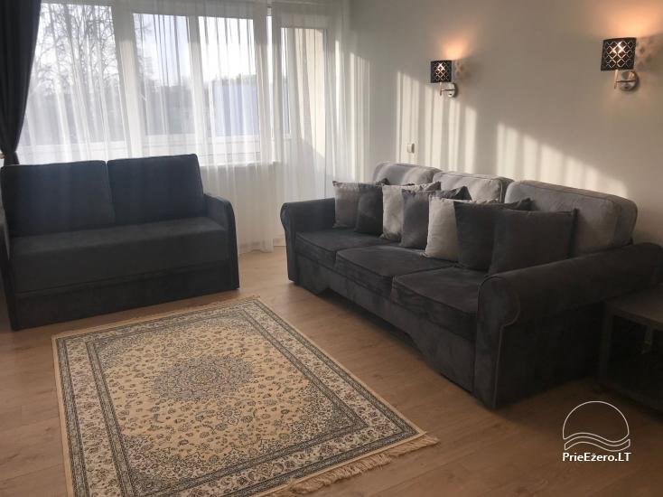 Two and three rooms Crystal Apartment in Druskininkai - 27