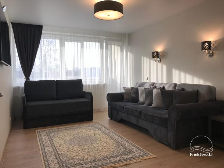 Two and three rooms Crystal Apartment in Druskininkai - 28