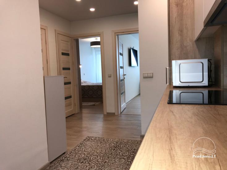 Two and three rooms Crystal Apartment in Druskininkai - 32