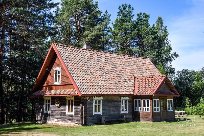 Rimanto Landtourismus Gehöft für Familienurlaub oder ruhige Erholung - 1