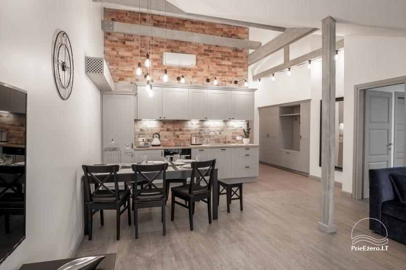 Modern apartment in the center of Klaipeda Comfort Stay - 19
