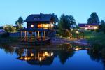 Homestead in Anyksciai region Tarp Liepu