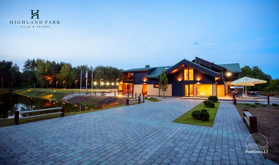Highland Park villa&resort - 2
