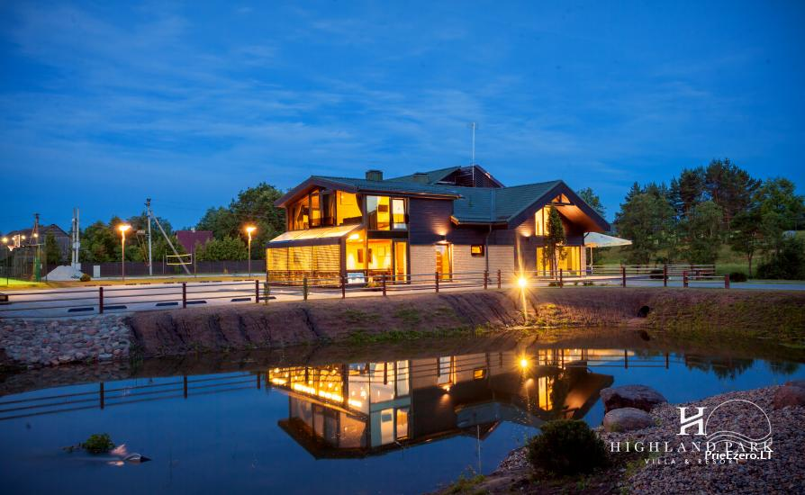 Highland Park villa&resort - 1