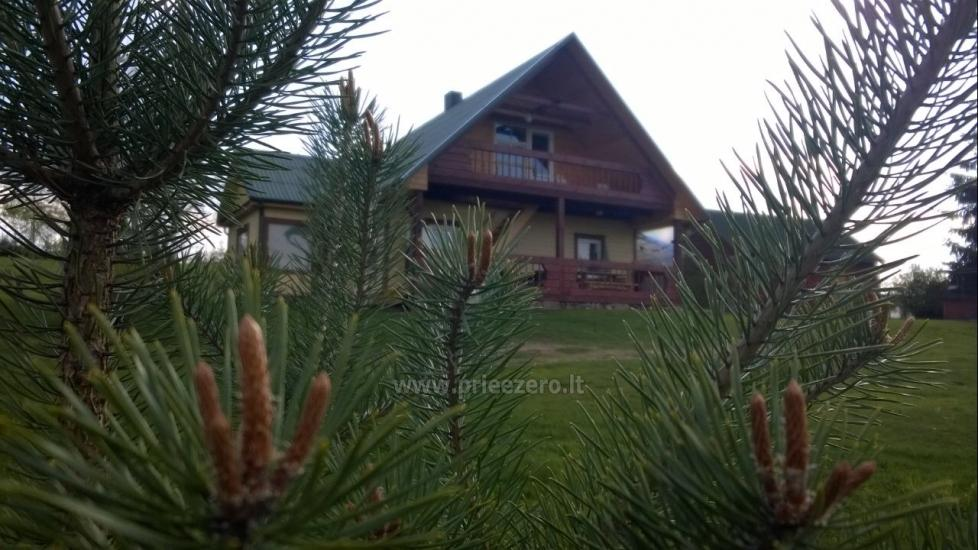 Countryhouse in Anyksciai region - 3