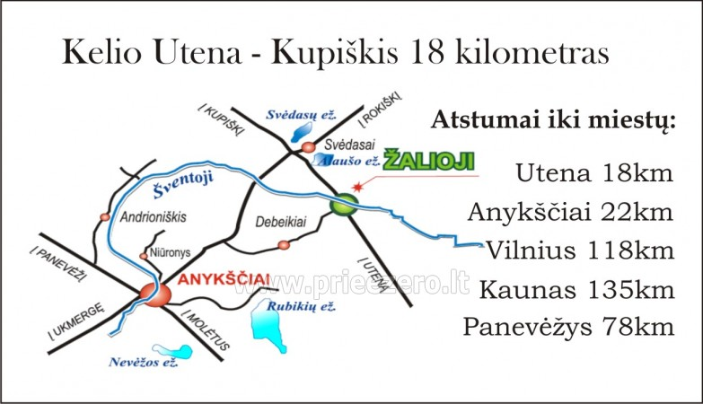 Countryhouse in Anyksciai region - 26