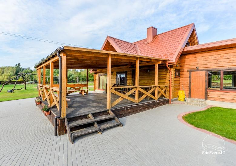Сельская усадьба «RENSTA» в Тельшяйском районе - 3