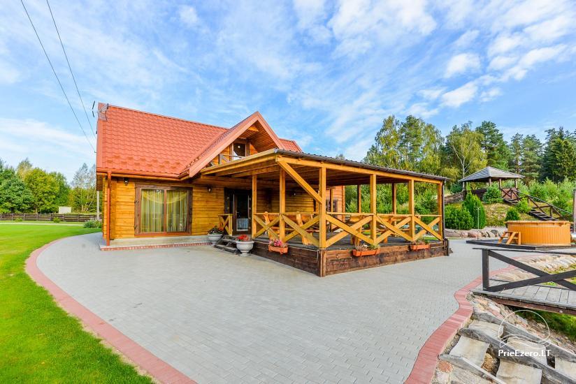 Сельская усадьба «RENSTA» в Тельшяйском районе - 4