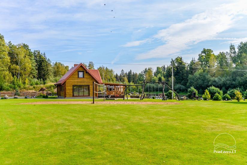 Сельская усадьба «RENSTA» в Тельшяйском районе - 58