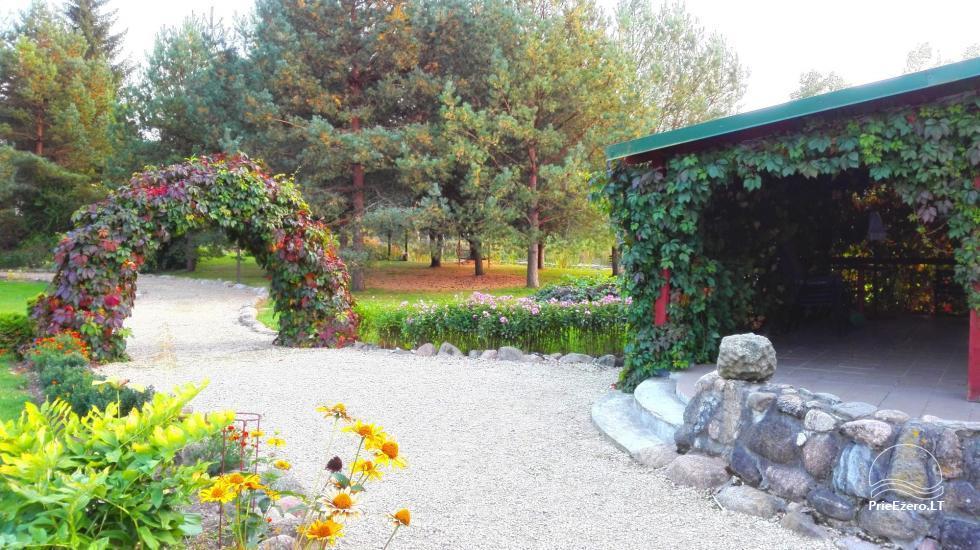 Landtourismus in Birzai Region - 16