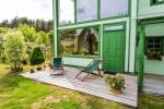 Villa Žiogeliai in Druskininkai: Ferienhäuser, Sauna