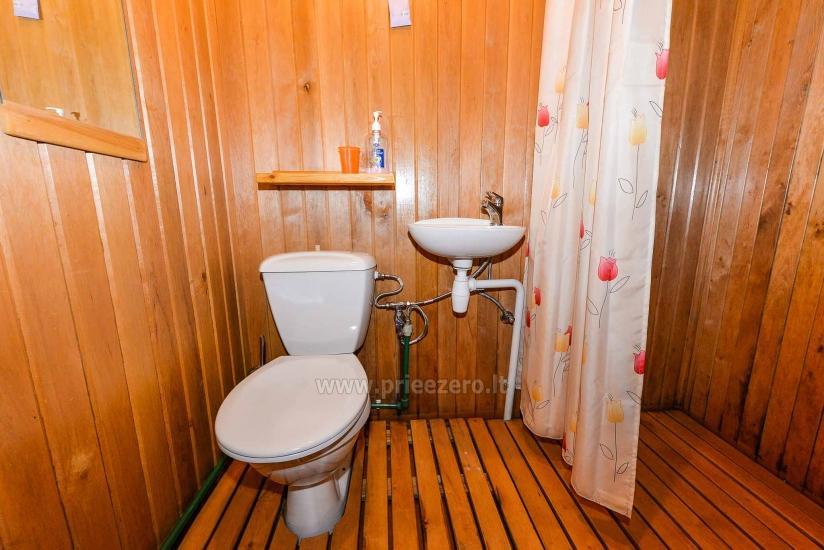 Villa Žiogeliai in Druskininkai: Ferienhäuser, Sauna - 24
