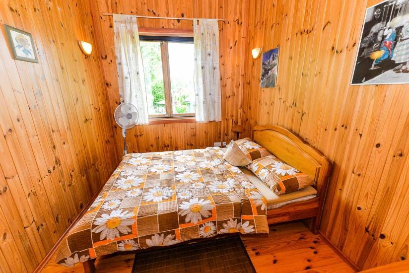 Villa Žiogeliai in Druskininkai: Ferienhäuser, Sauna - 29