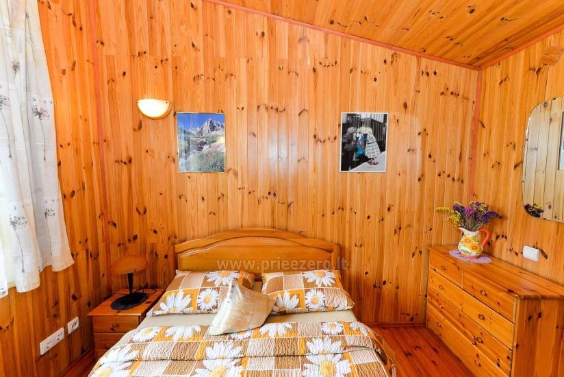 Villa Žiogeliai in Druskininkai: Ferienhäuser, Sauna - 30