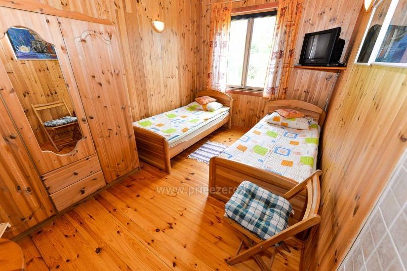 Villa Žiogeliai in Druskininkai: Ferienhäuser, Sauna - 32