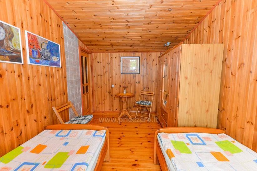 Villa Žiogeliai in Druskininkai: Ferienhäuser, Sauna - 34