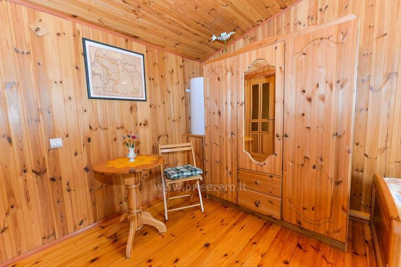 Villa Žiogeliai in Druskininkai: Ferienhäuser, Sauna - 35