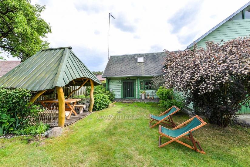 Villa Žiogeliai in Druskininkai: Ferienhäuser, Sauna - 40
