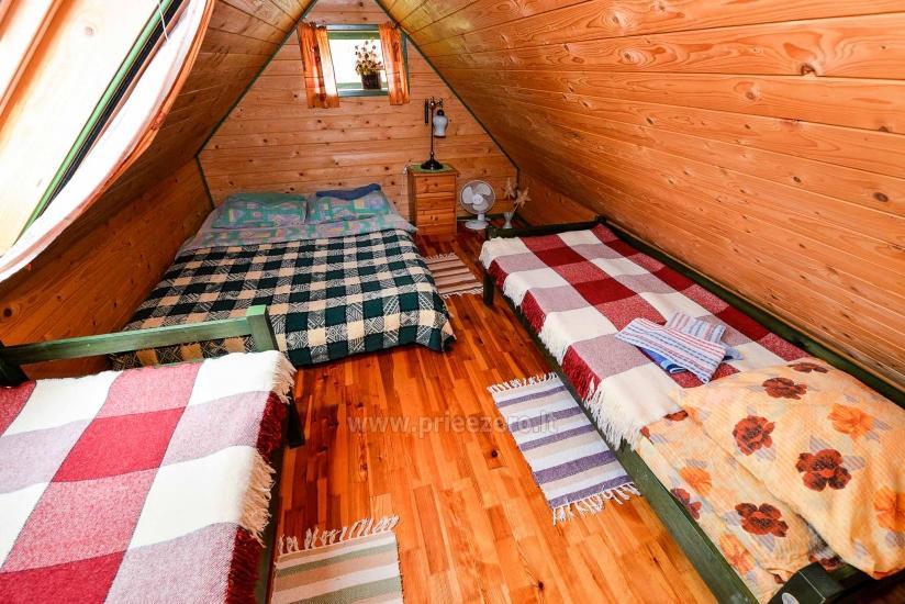 Villa Žiogeliai in Druskininkai: Ferienhäuser, Sauna - 51